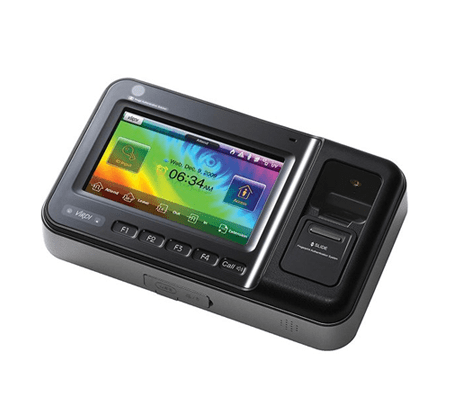 دستگاه اثر انگشتی و کارتی دوربین دارac6000