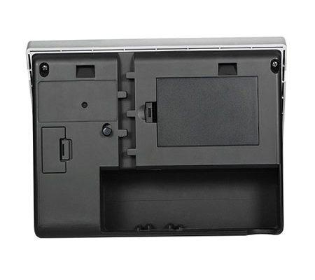 بخش پشتی دستگاه حضور غیاب تشخیص چهره اثر انگشت و کارت G3