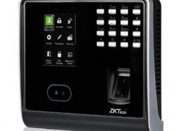دستگاه تشخیص چهره و اثر انگشت و کارت بی تماس SilkBIO_100tc