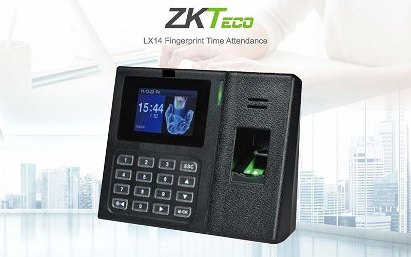 دستگاه حضور و غیاب اثرانگشتی LX140